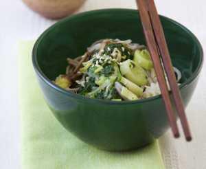Toshikoshi: Fideos de Soba de Fin de Año Recipe Image