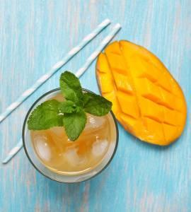 Mango Lemonade Recipe Image