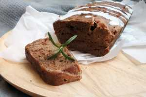 Gingerbread Loaf Recipe Image