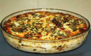 Eggplant & Quinoa Bake Recipe Image