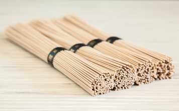 Basic Soba Noodles
