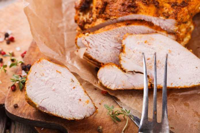 Braised Turkey Breast