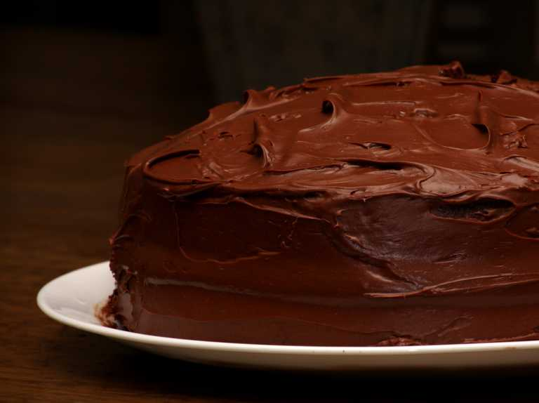 Best Chocolate Cake Recipe Image