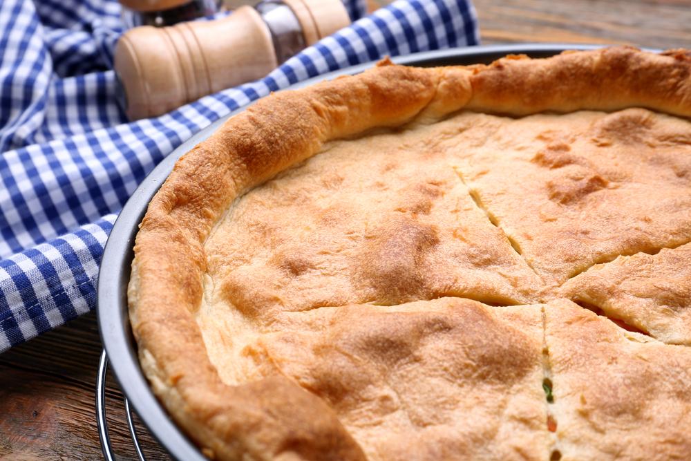 Fennel & Chicken Pot Pie