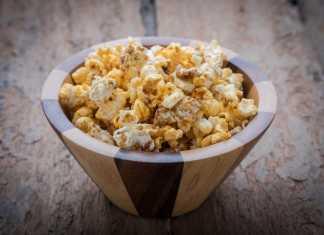 Chai Spiced Popcorn