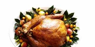 Basic Roasted Turkey