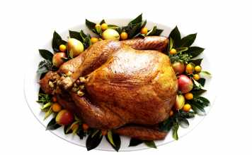 Basic Roasted Turkey