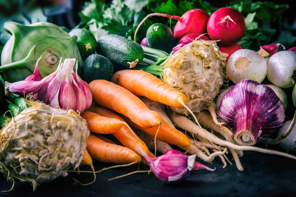 Descubre la Diferencia Entre las Verduras Con o Sin Almidón Image