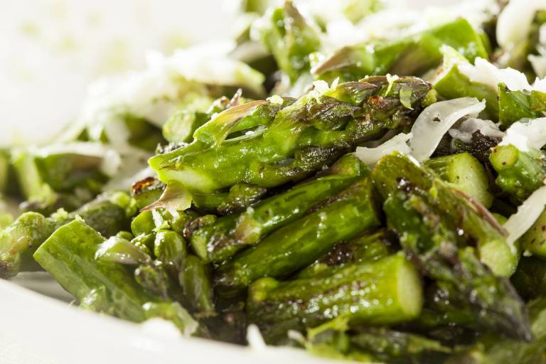 Simple Sautéed Asparagus Recipe Image