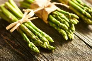 Asparagus Trimming Broth Recipe Image