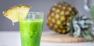 |Avocado Pineapple Smoothie Recipe