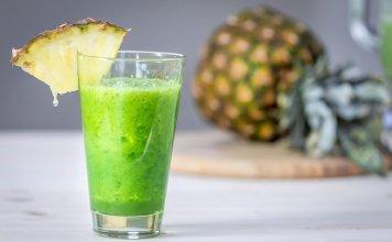 |Avocado Pineapple Smoothie Recipe