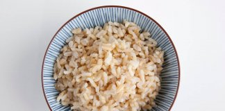 healthy brown rice recipe