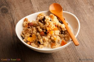 Breakfast Couscous Recipe Image