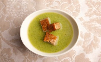 Broccoli Cheddar Soup - Cook for Your Life - Anti-cancer recipes