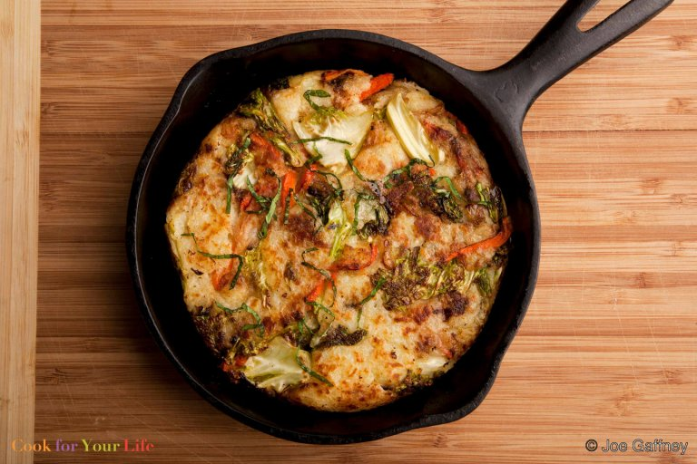 Bubble & Squeak-ish Recipe Image