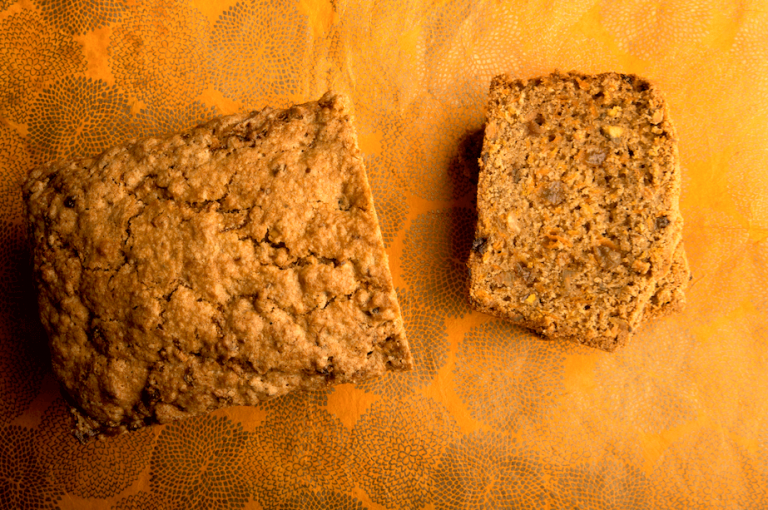 Butternut Squash Bread Recipe Image