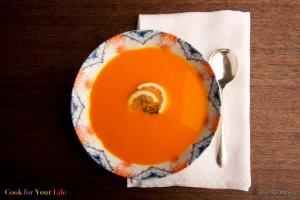 Sopa de Zanahoria Recipe Image