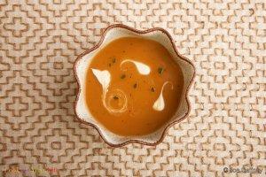 Sopa de Castañas Recipe Image