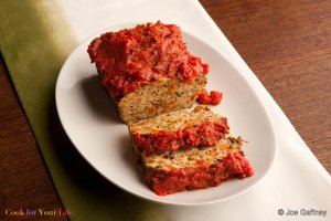 Chicken Meatloaf Recipe Image