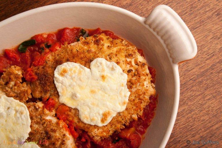 Chicken Parmesan Recipe Image