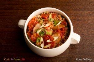 Chicken Sausage Jambalaya Recipe Image