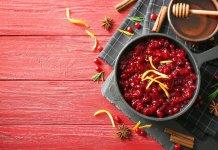 Cranberry Orange Sauce