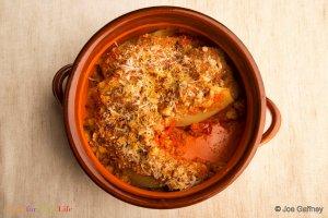 Gratén de Tomate e Hinojo Recipe Image
