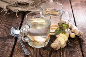 Ginger Tea Recipe Image