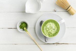 Homemade Matcha Latte Recipe Image