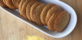 galletitas de maiz - cook for your life
