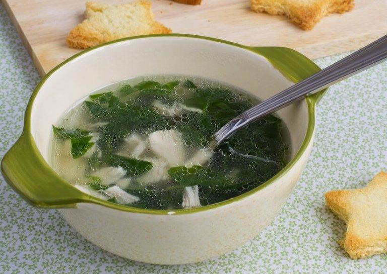 Rápida y Relajante Sopa Congelada Recipe Image