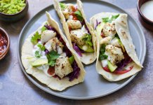 fish tacos - cook for your life- anti-cancer recipes