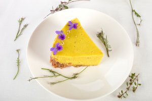 Mango Tart Recipe Image