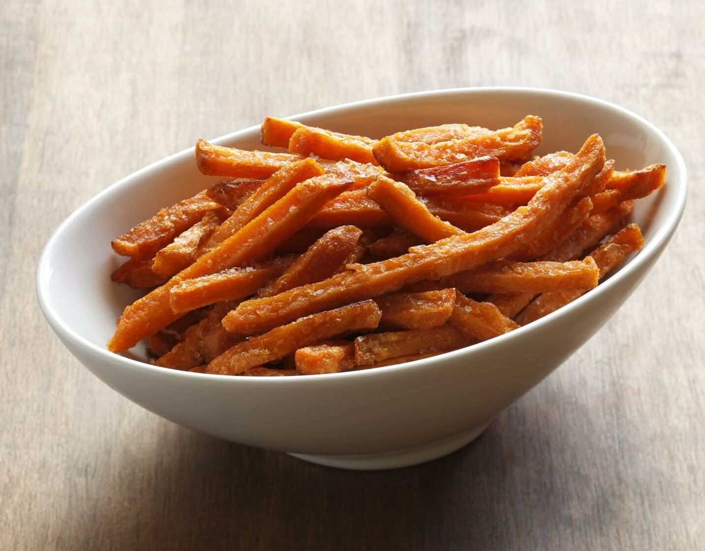 Maple Sweet Potato Fries- anti-cancer recipes - Cook For Your Life