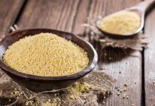 basic steamed millet- cook for your life- anti-cancer recipes
