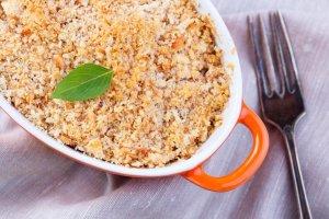 Mushroom & Quinoa Bake Recipe Image