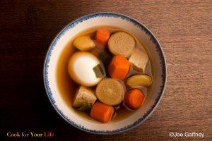 Oden Recipe Image