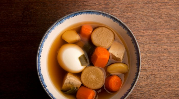 oden - recetas anti-cancer, cook for your life