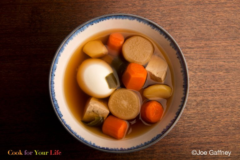 Oden Recipe Image