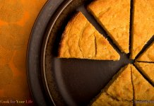 Persimmon Cake - Cook For Your Life-anti-cancer recipes
