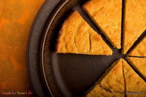 Persimmon Cake Recipe Image