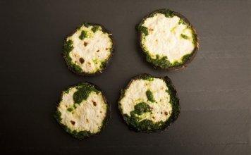 Personal Portobello Pizza- cook for your life- anti-cancer recipes
