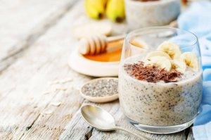 Dairy-Free Quinoa Pudding Recipe Image