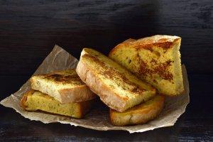 Savory French Toast Recipe Image