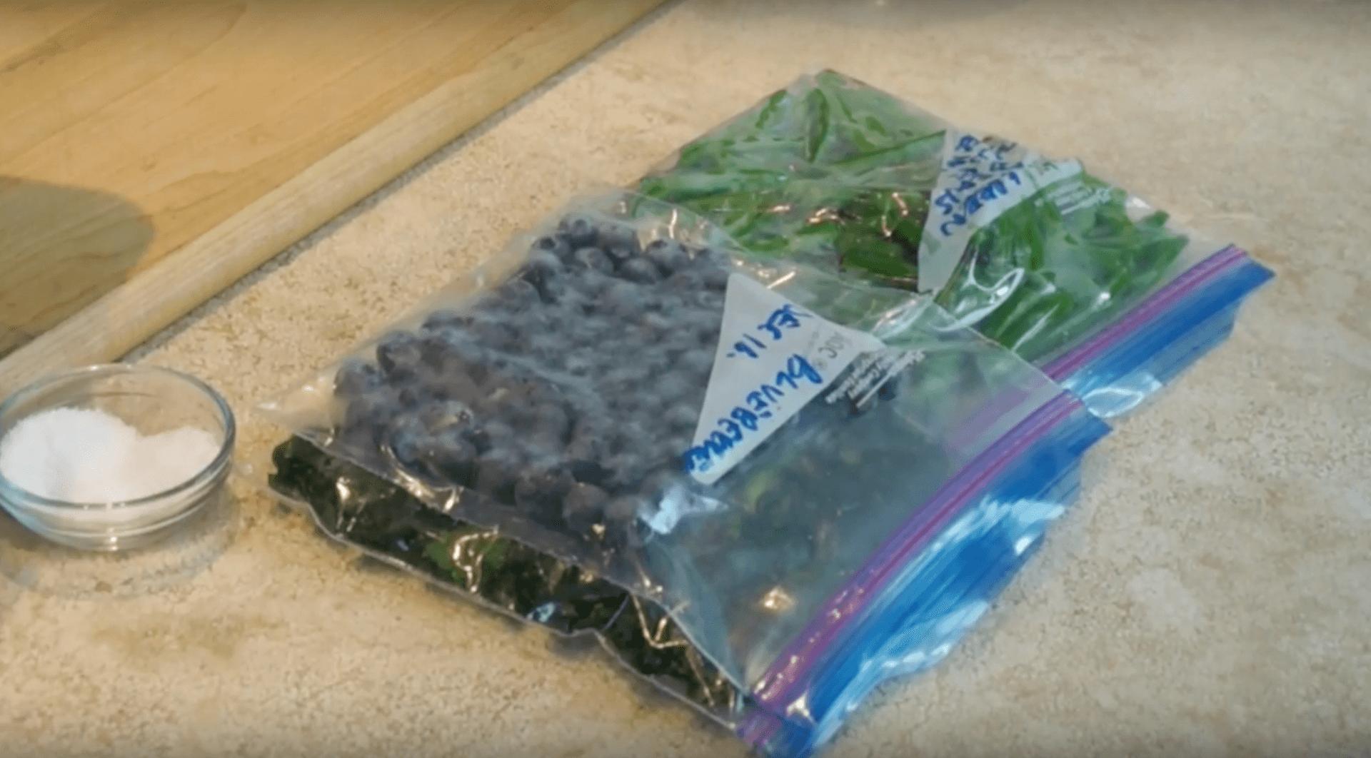 Cómo Escaldar Vegetales – Guardarlos y Refrigerarlos Image