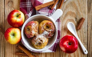 Baked Apples- Anti-cancer Recipes - Cook for Your Life