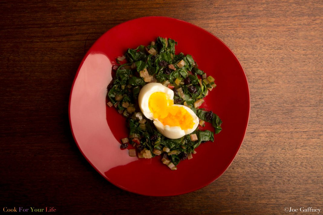 Chard- cook for your life-anti cancer recipes