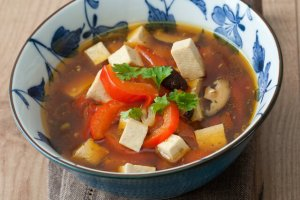Tofu Soup Recipe Image