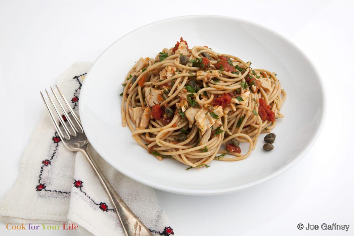 Tuna Pasta Image